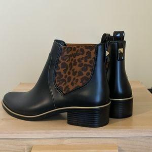 Kate Spade Leopard / Cheetah Rain Boots